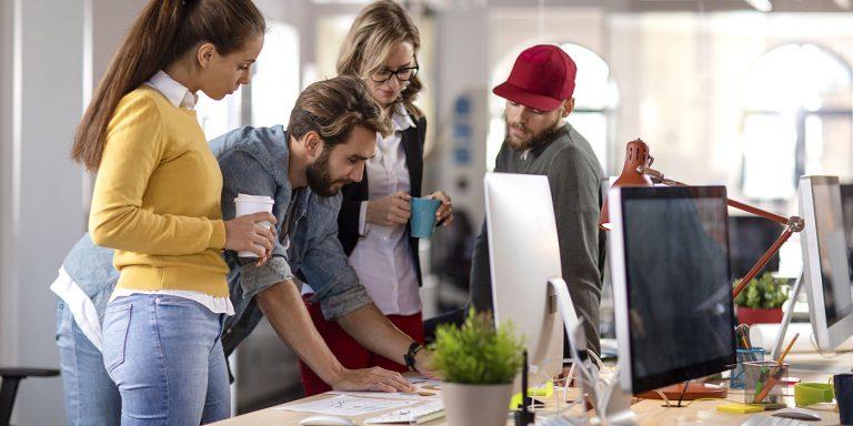 Se reconvertir dans le digital: le bel avenir des métiers du digital
